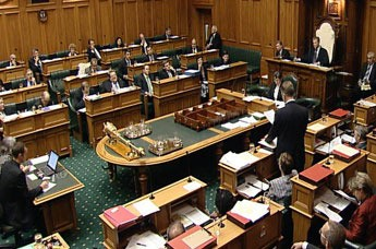 Le Parlement de Wellington
