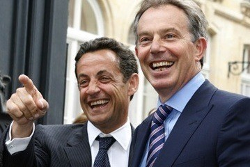 Blair, Gordon et le New Labour