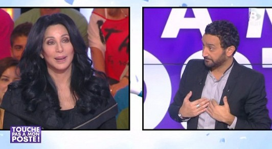Cher Cyril Hanouna