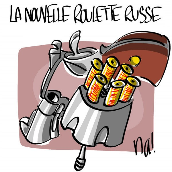 Roulette russe 5